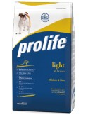 Prolife Adult Medium/Large Lamb & Rice 12 Kg