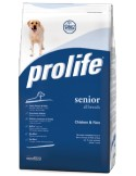 Prolife Light all breeds Chicken & Rice 12 Kg