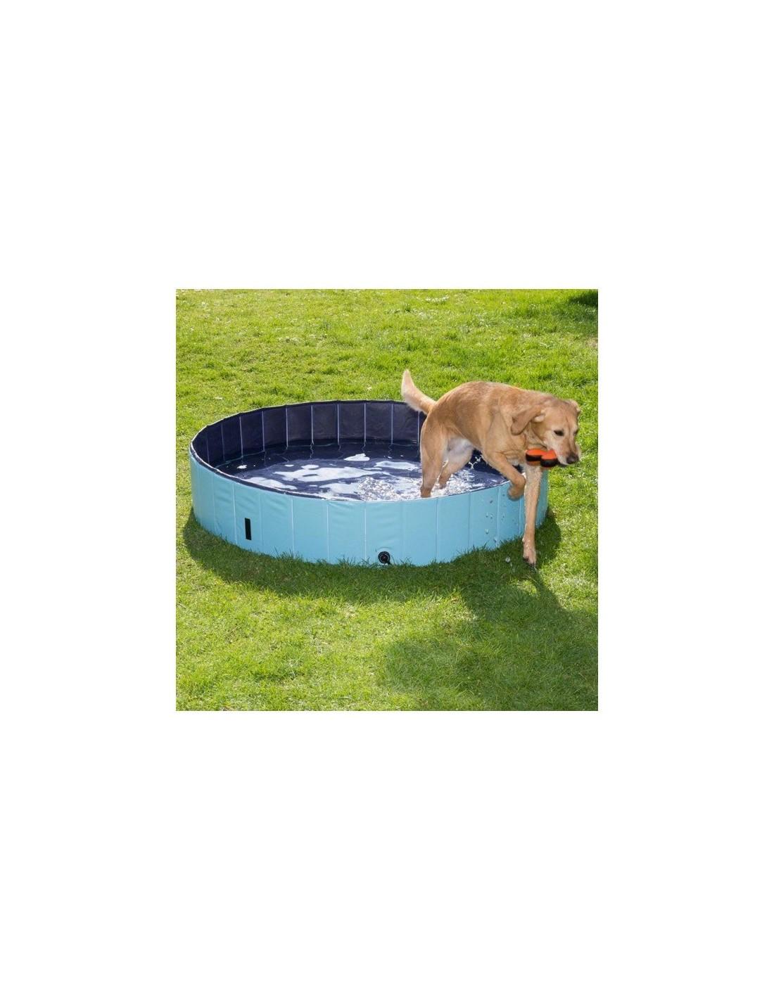 Trixie piscina per cani d 80x20 cm villaggionatura for Piscina x cani milano