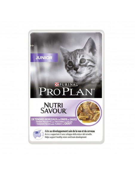 Purina Pro Plan Cat Buste 85 gr pacchetto 3 pezzi