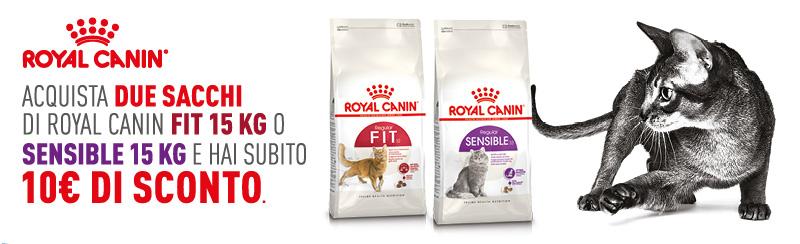 Promozione Royal Canin