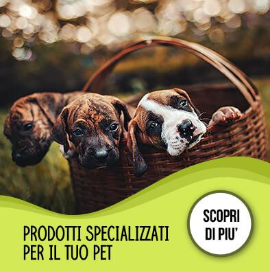 prodotti specializzati per il tuo pet